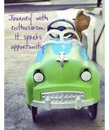 Journey With Enthusiasm: Uique Inspirational Bl... - $4.25