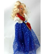 US Committee for UNICEF Barbie Doll Mattel 1989 - $16.80