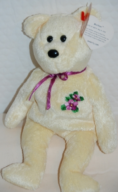 Mother 2004 the bear - Beanie Baby-Retired-Tag