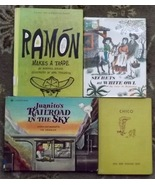 Juanito's Railroad in the Sky, Chico, Ramon Makes a Trade, Secrets at Wh... - $20.00