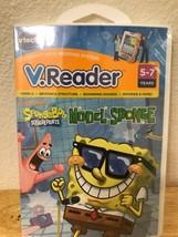 V. Reader VTech Game SpongeBob Model Sponge Kids Reading Education Schoo... - $21.04