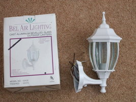 Lighting Fixture Outdoor - $10.00