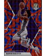 2019-20 Panini Mosaic Retroactive Blue #20 Marvin Bagley III Sac Kings - $4.95