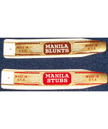 Bootleggers! Manila Cigar Band Labels, 1960's - $1.79
