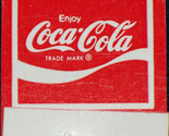 Coke matchbook 001 thumb155 crop