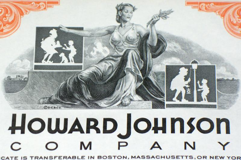 Howard johnson stock 002