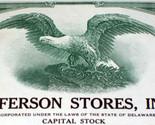 Jefferson store stock certificate 002 thumb155 crop