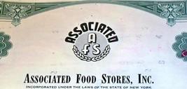 SUCCESS! Associated Food Stores Stock, 1960's - $1.99