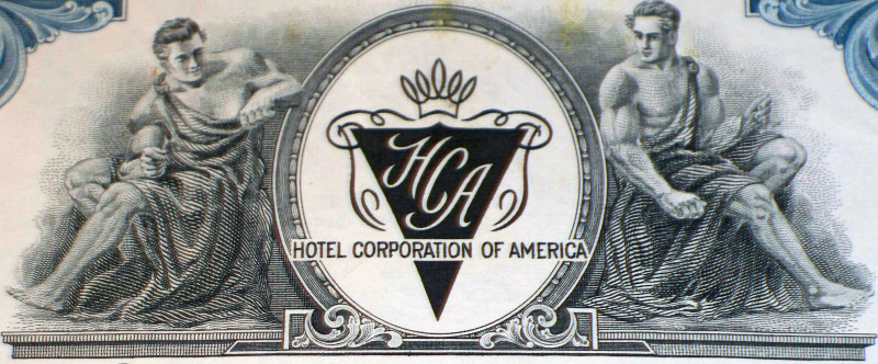 Hotel corp stock blue 003
