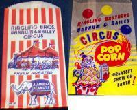 Ringling Bros. Barnum & Bailey Circus Both Bags!, 1950s