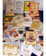 Collectors Set, European Spiritueux Labels, 1930's - $32.99
