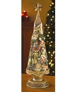Nativity Tree  Figurine - 20 1/2 inch - $76.95