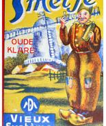 Drunken Monk! Smetje's Label, 1930's - $0.99