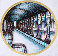 Unique, Vieille Fine les Caves Reunies Label, 1930's - $1.19