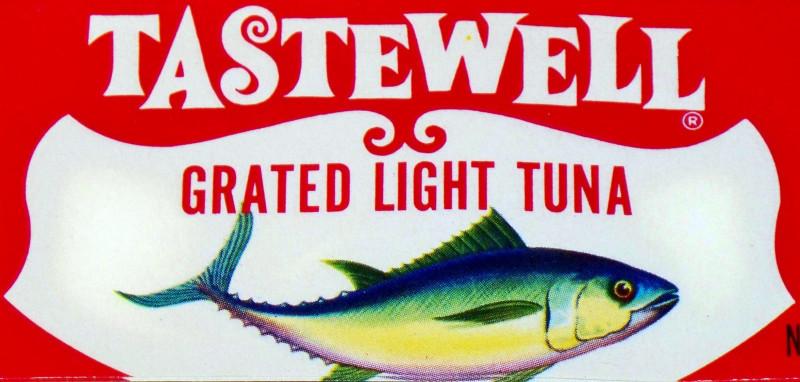 Tastewell tuna labels 002