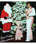 CHRISTMAS WITH ELVIS! 1978 Elvis Pocket Calendar - $3.79