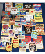 ATTENTION WHISKEY LOVERS!! 28 ALCo Labels 1930's - $22.99