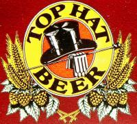 Remember the Taste?! Top Hat Beer Label, 1960's