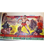 CENTURION! The Fall of Rome 1963 European Film Poster - $9.99