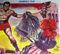 CENTURION! The Fall of Rome 1963 European Film Poster