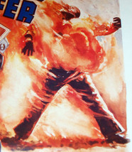 RECKLESS!! Daredevil Drivers 1970 European Film Poster - $7.99