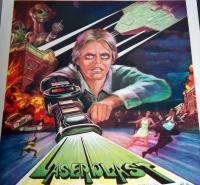 MUTATION!! Laserblast 1978 European Film Poster