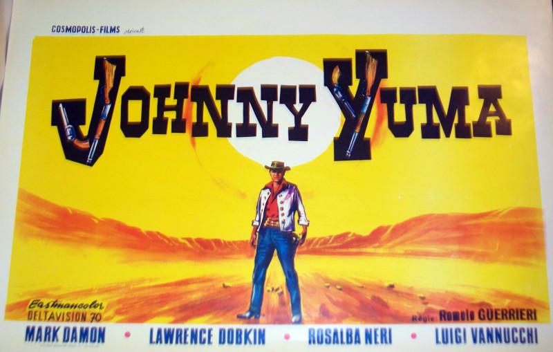 Johnny yuma poster 001