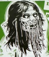 CANNIBALS! The Primitive 1982 European Film Poster