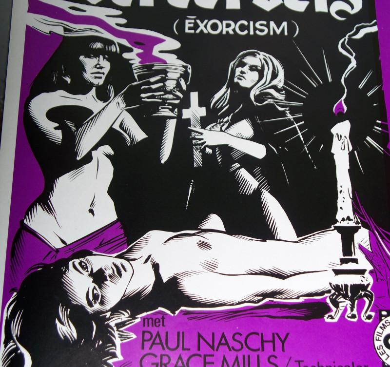 Exorcism poster 005