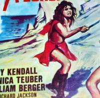 SINNERS! The Nun & 7 Sinners European Film Poster