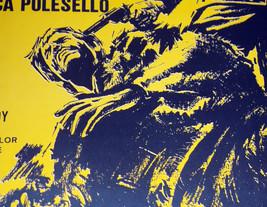 THE GREAT! Joe Dakota 1972 European Film Poster - $4.99