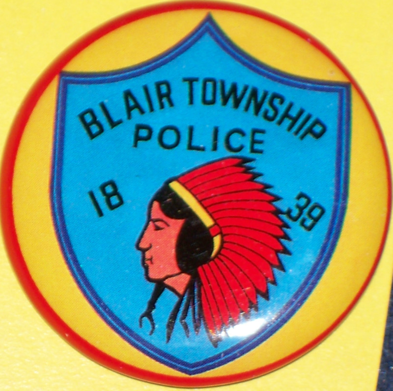 Blair badge 002