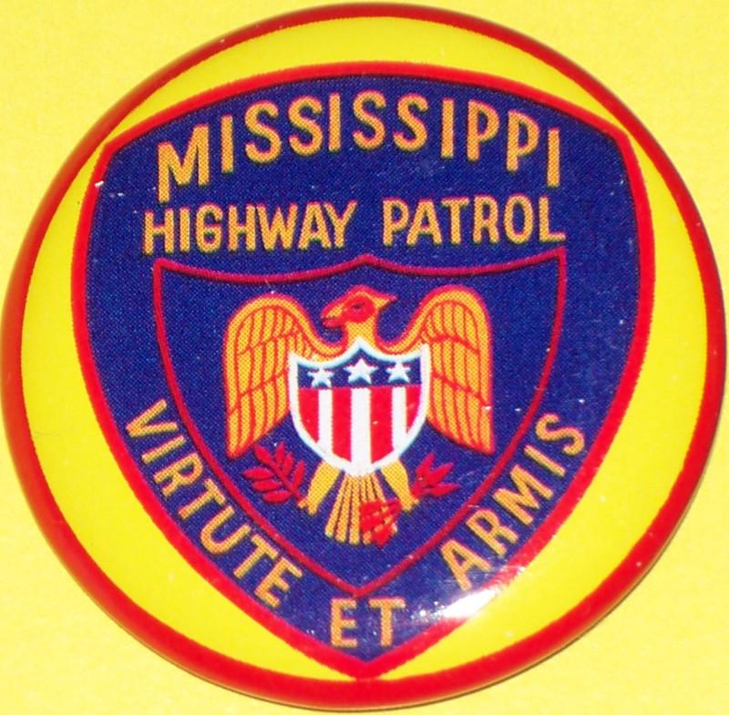 Mississippi badge 002