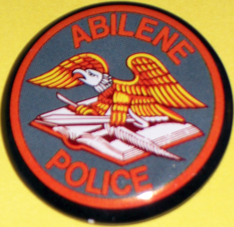 Abilene badge 002