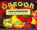 Oregon loganberries crate label 001 thumb155 crop