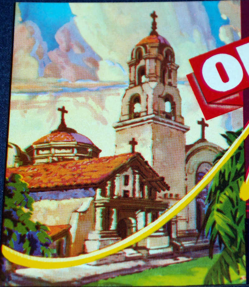 Old mission crate label 002 001
