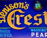Denisons crest crate label 001 thumb155 crop