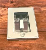 Victoria's Secret Cologne Very Sexy Platinum for Him 1oz 30ml Pepper Oak... - $29.69