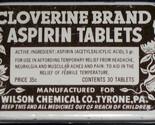 Cloverine aspiran advertising old tin 001 thumb155 crop