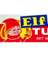 Collectible! Elf Tuna Label - $0.99