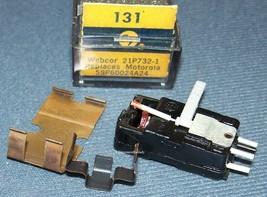 Electro-Voice EV 131 CARTRIDGE NEEDLE Motorola 59P60024A24 358-SS73 image 1