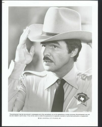 Primary image for Lot of (3) 1980s BURT REYNOLDS Vintage Original Photos SMOKEY AND THE BANDIT