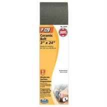 Shopsmith 3-in W x 24-in L 120-Grit Commercial Sanding Belt Sandpaper - $5.70