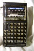 3 Transistor Radios Emerson - GE weather - Gran Prix image 1