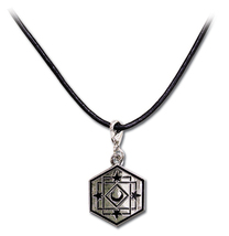Bleach Shihouin Mark Necklace GE6237 *NEW* - $19.99