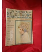 Old Time Needle Work Patterns 1973 September Magazine - $10.40