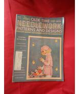 Old Time Needle Work Patterns 1974 November Magazine - $10.40