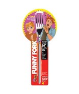 THE JOKER FUNNY FORK EXPANDABLE FORK TO 25 INCHES FUN GAGS - $6.73