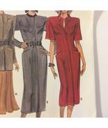 Vogue Pattern 1924 Column Dress Jacket & Flared Skirt Size 8-10-12 Uncut... - $10.00