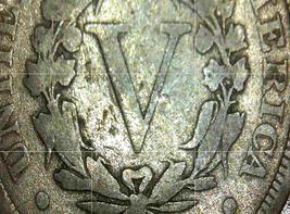 Liberty Head Nickel Five-Cent Pieces 1906 - 1909 AA20-CNN2137 Antique
